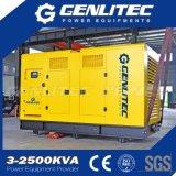 60 Hz 220 / 380V silencioso Cummins Generador Diesel 250kVA para Filipinas