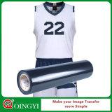 Qingyi populärer Flex-PU-Vinylwärmeübertragung-Film für Sportkleidung