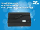 Gateway du Croix-Réseau SIP VoIP de haute performance de DBL (RoIP-102)
