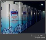 Caixa de armazenamento do gelo com aparência do OEM