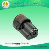 (QSD-10.8) блок батарей Лити-Иона инструментов 10.8V 1.5ah электрический