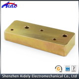 Подгонянные части машинного оборудования CNC высокой точности алюминиевые