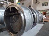 Tipo della cialda Dn1000-Pn40 che inclina la valvola di ritenuta del disco