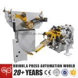 Entwurf, Fertigung, leistungsfähig, sicher, automatisiert, Automatisierungs-Gerät stempelnd