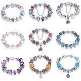 Bracelete Pandore para Mulher Bracelete DIY Charms Bead