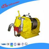 Treuil pneumatique Jqh 90 * 12 pour plate-forme offshore