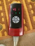 Matelas 80X180 de chauffage de Tourmaline de photon