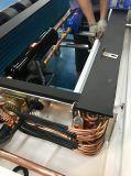 Il condizionatore d'aria del bus della città parte l'alternatore