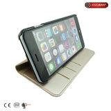 PU lederne iPhone 7 Plusfall-Halter-Kasten-Telefon-Kasten