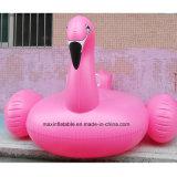 Раздувной фламинго для поплавка бассеина PVC заплывания гигантского