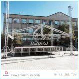 Ферменная конструкция стандарта сплава 6082 T6 Европ ферменной конструкции Shinestage алюминиевая