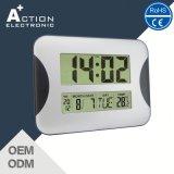 Grosser Kalender-Wand-Taktgeber Digit-Digital-LCD mit Temperatur