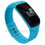 Bracelet intelligent de moniteur du rythme cardiaque pour l'androïde et l'IOS