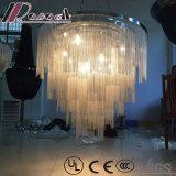 Самомоднейший светильник декоративного и кристаллический проекта привесной с гостиницой