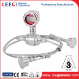 Transmissor de sensor de pressão diferencial com display