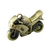 Mecanismo impulsor de cobre 32GB del pulgar del palillo de memoria Flash del USB de la motocicleta
