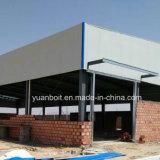 Edificio con marco de acero del bajo costo por la alta calidad China Manufcturer