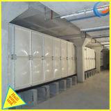 Tanque de almacenamiento de agua plegable GRP FRP SMC con ISO