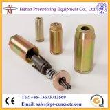 Cnm 12.7mm Anker Met veerwerking voor Voorgespannen Concrete Bundel