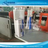 Block-quadratische untere Plastiktasche, die Maschine herstellt