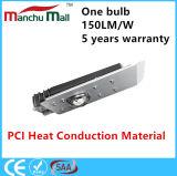 90W-180W PFEILER LED mit PCI-Wärme-Übertragungs-materieller Straßenlaterne
