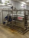 ジュースのミルクのための超高温即刻の滅菌装置