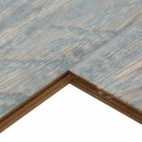 防水最上質HDFによって薄板にされる床張りの木製の質の表面