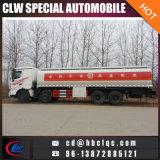 제조 8X4 36m3 가스 탱크 트럭 기름 트럭 유조선