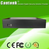 Nuevo registrador alejado en tiempo real NVR (CK-L9364PN) del P2p de la red del monitor del OEM 4 CH
