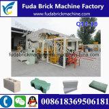 Fudaの価格Qt4-18の具体的な空のブロック機械かオランダの煉瓦機械