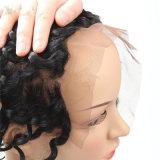 Virgen sin procesar Remy Cabello pelucas delantera de encaje completo