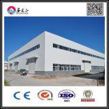 La estructura de acero de alto rendimiento de almacenes prefabricados