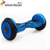 motorino elettrico di Hoverboard della gomma di vuoto 10inch dell'equilibrio astuto di auto