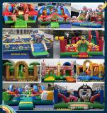 Tema gonfiabile Funcity per i bambini, Bouncer di salto gonfiabile del giardino zoologico da vendere