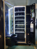 Distributore automatico combinato anteriore di vetro medio (KM004)