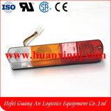 Tcm elektrisches Endstück-Licht 12V des Gabelstapler-LED mit 3 Farben