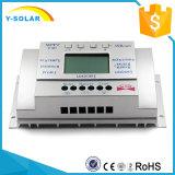 40A 12V 24V MPPT+PWM que cobra o controlador solar T40 do carregador