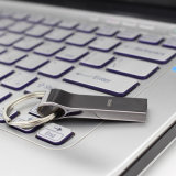 1G 2G 4G 8g 16g 32GB 64G de metal plateado USB Drive USB Flash Drive USB Stick