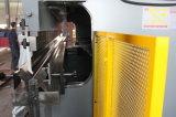 Placa hidráulica (CNC) de metal de acero de pisar el freno de la máquina de flexión