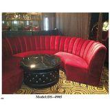 革張りのいすの円形のコーヒー椅子