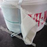 2 pulgadas de poliéster tejido chaqueta de PVC de la manguera de guarnición Ce certificado