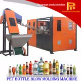 Moldeo por insuflación de aire comprimido de la botella plástica auto/máquina que moldea para la venta