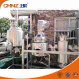 Aquecimento a vapor 100L Herb Miniature Extractor and Concentrator Unit System