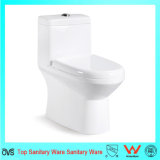 Cuarto de baño de cerámica de Ovs La mejor válvula del rasante de los inodoros del diseño