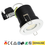 Пожар Rated Downlight BS476 GU10 СИД для UK рынка