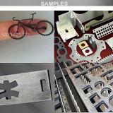 Автомат для резки лазера листа металла CNC стальной с 3000mm*1500mm 500W