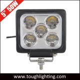 """5개의 """" 광업을%s 50W 5*10W 크리 사람 LEDs LED 일 빛"""