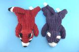 Het niet-gevulde Stuk speelgoed van het Stinkdier voor het Kauwen van de Hond met Vier Kleuren