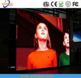 높은 정의 P5 실내 풀 컬러 임대 LED 게시판