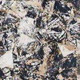 В полной мере полированной плиткой из фарфора мраморный камень моделей